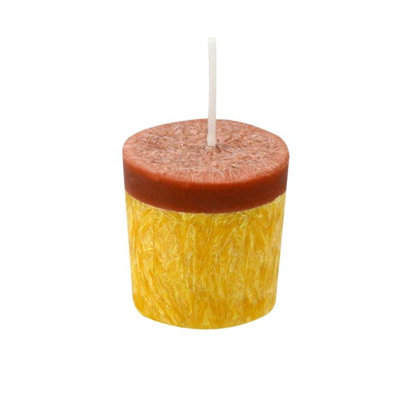Votivkerze Vanille 5 cm
