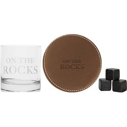 Kitchen Craft - Whiskey-Set - On the Rocks - Earlstree N...